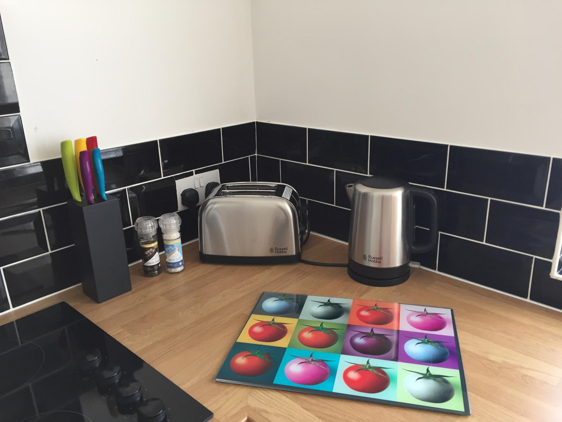 Appliances at Sycamore House Lincoln, Centre, Lincoln - Citybase Apartments