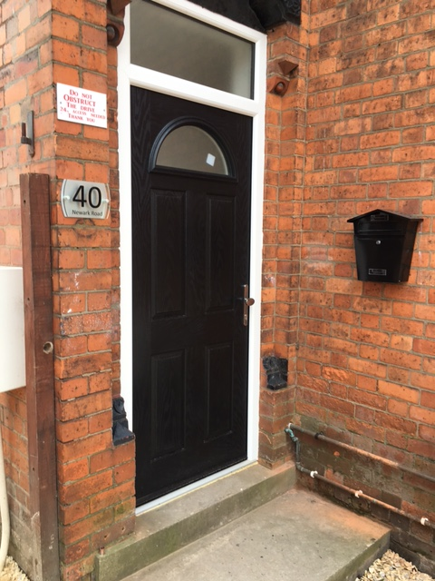 Entrance to Sycamore House Lincoln, Centre, Lincoln - Citybase Apartments