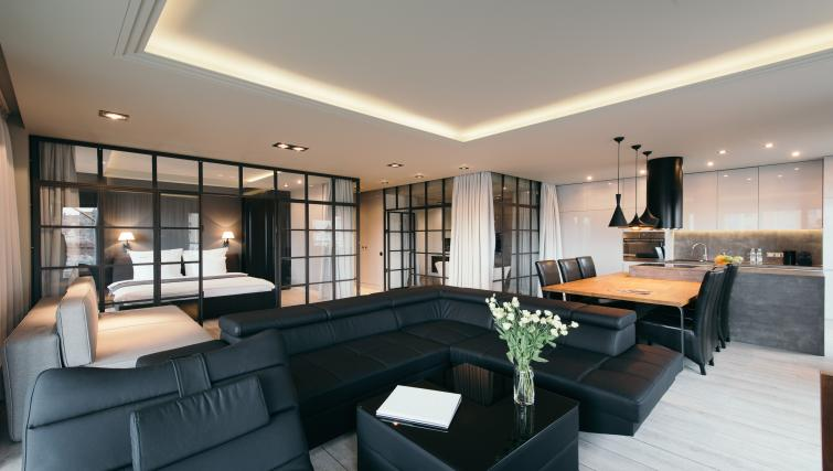 Furnishings at the Waterlane Residence Apartments - Citybase Apartments