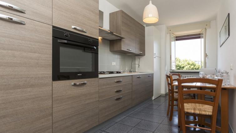 Kitchen at the Bande Nere Apartment - Citybase Apartments