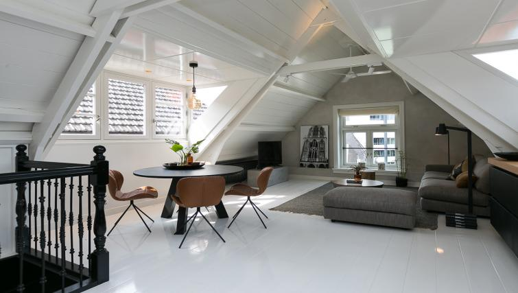 Spacious apartment at Oudegracht 152E Apartments - Citybase Apartments