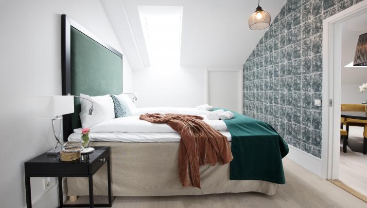 Bedroom at Colbjørnsens Gate 4 Apartments - Citybase Apartments
