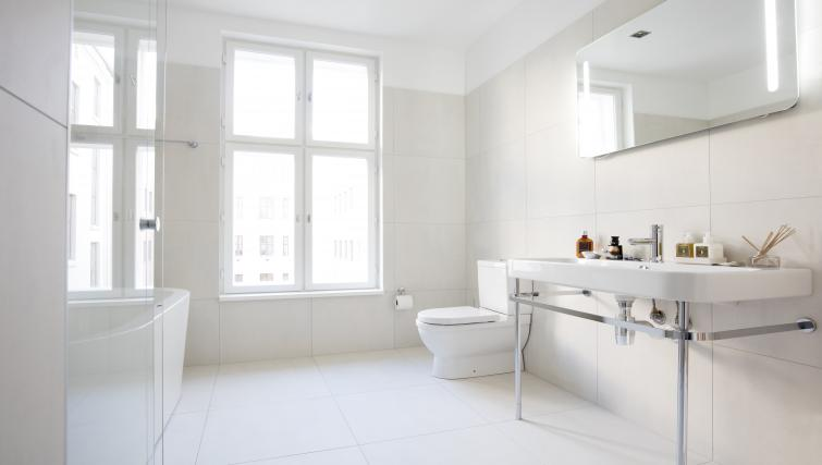WC at Colbjørnsens Gate 4 Apartments - Citybase Apartments