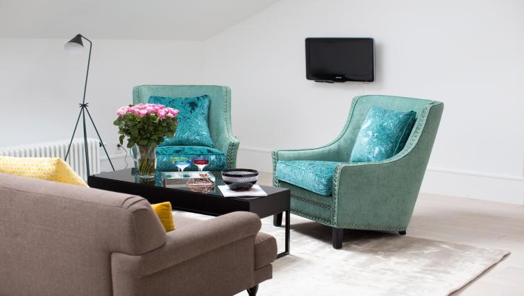 Chair at Colbjørnsens Gate 4 Apartments - Citybase Apartments