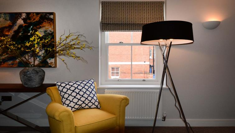 Chair at Dunara Suites - Citybase Apartments