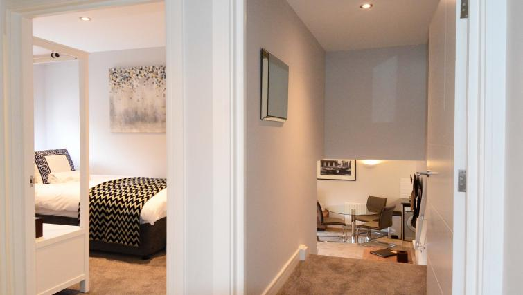 View of bedroom at Dunara Suites - Citybase Apartments