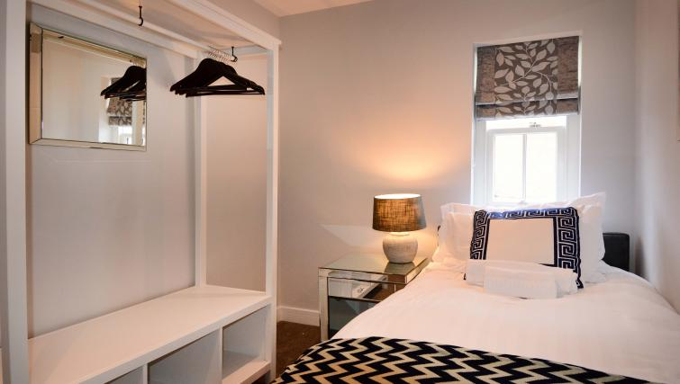 Double bedrooom at Dunara Suites - Citybase Apartments