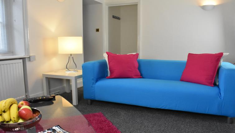 Sofa at Montpellier Villas Apartment - Citybase Apartments