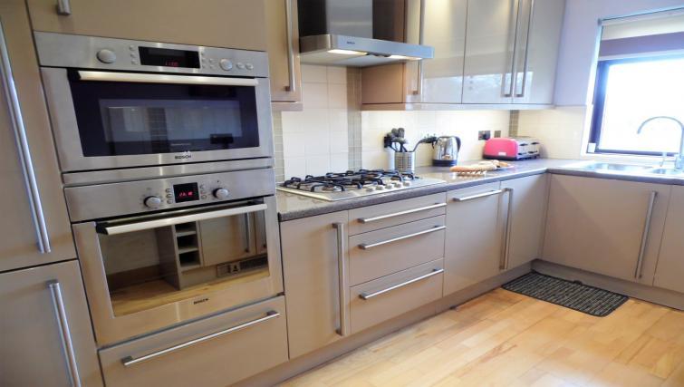 Kitchen at Blair Park Apartment - Citybase Apartments