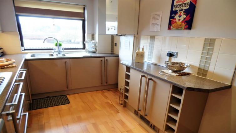 Modern kitchen at Blair Park Apartment - Citybase Apartments