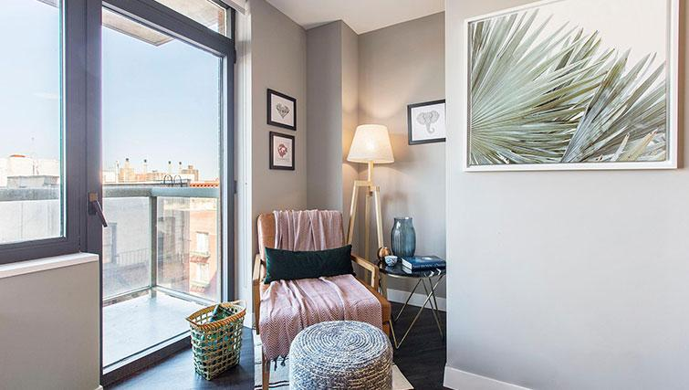 Balcony at East Houston Street 250 - Citybase Apartments