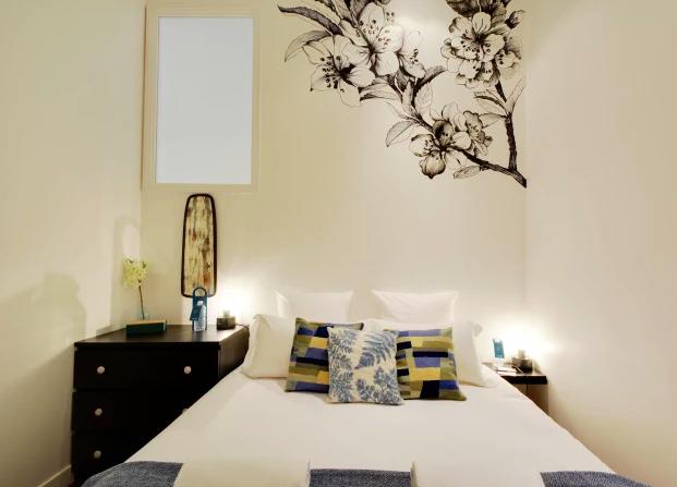 Sleep arrangement at Ponthieu Apartments, 8th Arr, Paris - Citybase Apartments