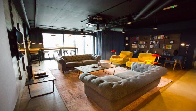 Communal area at GIGLI Apartments Wembley - Citybase Apartments