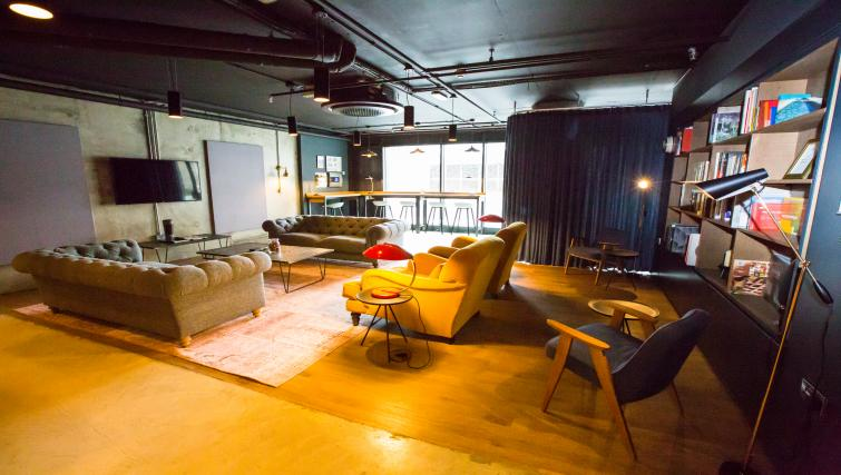 Communal room at GIGLI Apartments Wembley - Citybase Apartments