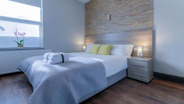 Bedroom at The Bromley Apartments - Citybase Apartments