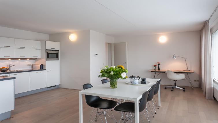 Table at La Fenêtre Apartments - Citybase Apartments