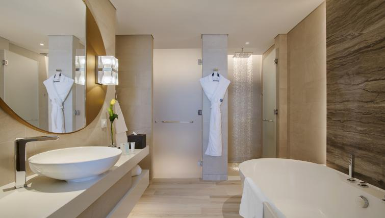 Bathroom at Al Bandar Arjaan Apartments - Citybase Apartments