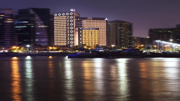 Exterior at Al Bandar Arjaan Apartments - Citybase Apartments