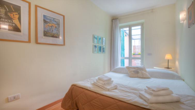 Bedroom at Penna Apartment - Citybase Apartments