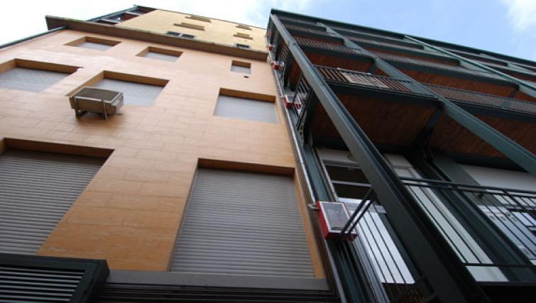 Exterior at the Zanella B Apartment - Citybase Apartments