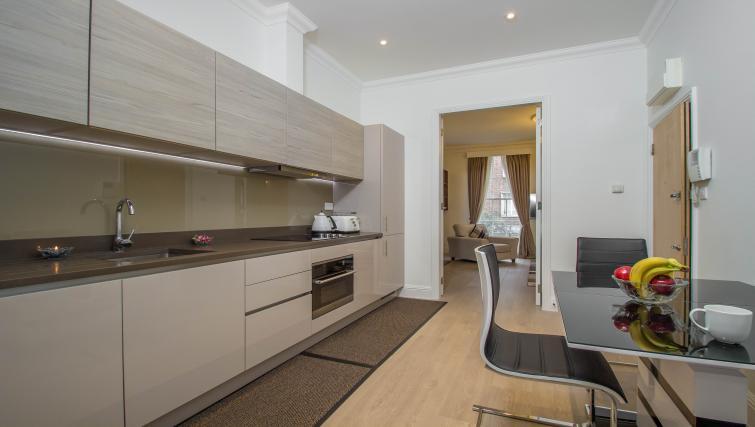 Kitchena t Marylebone Village Apartments - Citybase Apartments