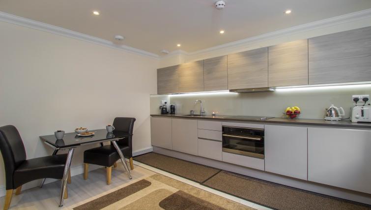 Open-plan apartment at Marylebone Village Apartments - Citybase Apartments