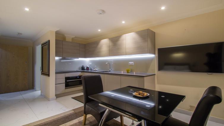 Table at Marylebone Village Apartments - Citybase Apartments