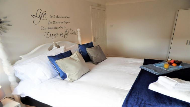 Bedroom at Stanefield House - Citybase Apartments