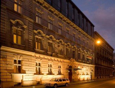 Exterior of Mamaison Residence Izabella - Citybase Apartments