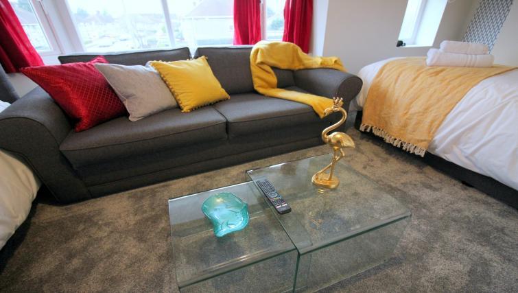 Furnishings at the Peymans Saint Luke's Apartments - Citybase Apartments