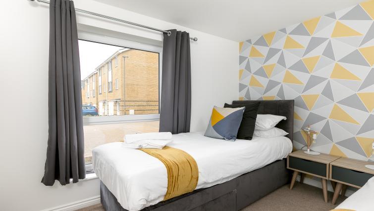 Single ebd at Hertford Serviced Apartments - Citybase Apartments