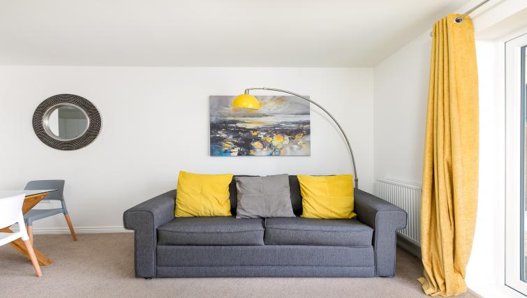 Living are at Hertford Serviced Apartments - Citybase Apartments