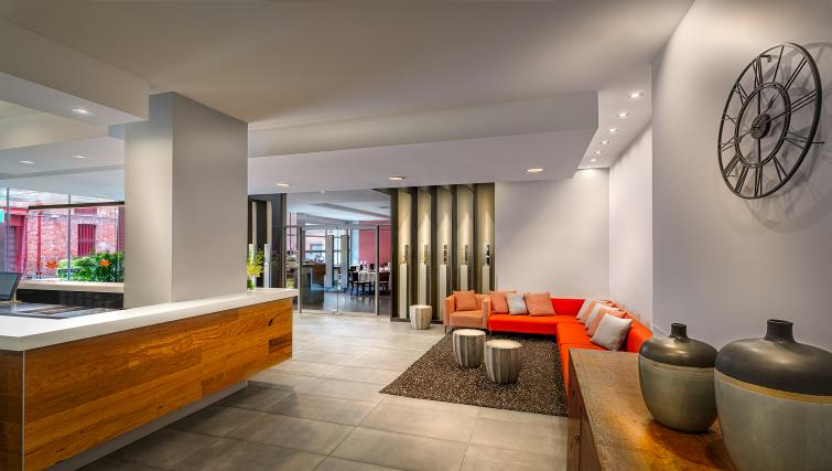 Communal area at Little Bourke Apartments - Citybase Apartments