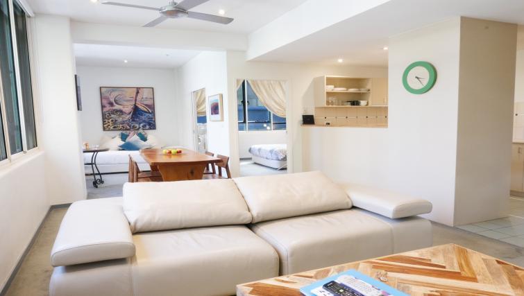 Lounge at Honey Apartments - Citybase Apartments