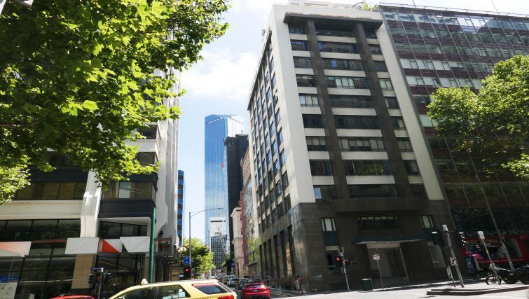 Exterior at Honey Apartments - Citybase Apartments