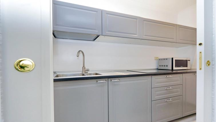 Kitchen at S. Sebastianello Apartment - Citybase Apartments