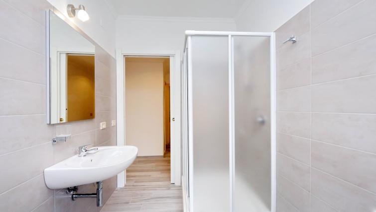 Bathroom at S. Sebastianello Apartment - Citybase Apartments