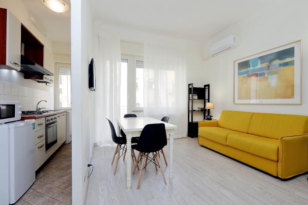 Chair at S. Sebastianello Apartment, Centre, Rome - Citybase Apartments