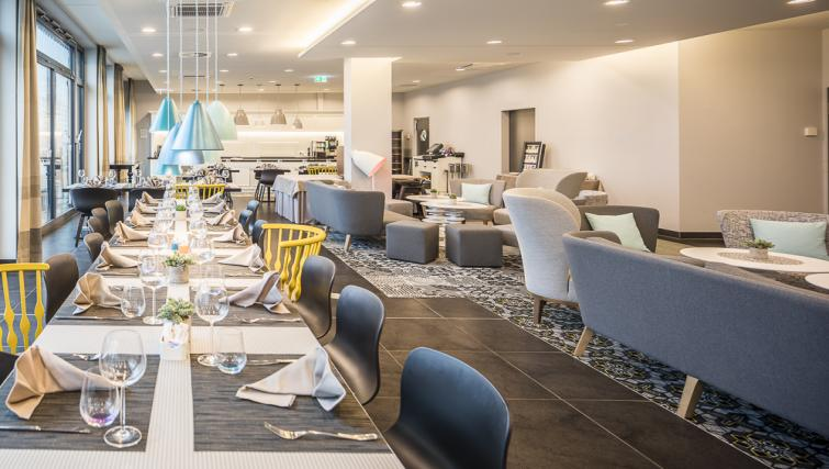 Restaurant at Europa-Allee Apartments - - Citybase Apartments