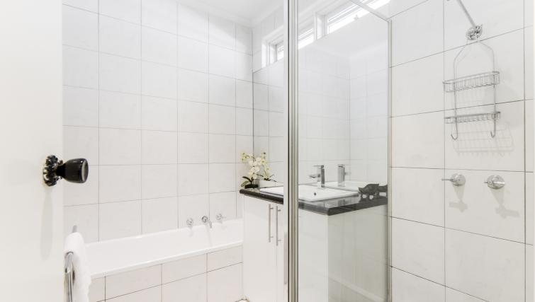 Bathroom at Brighton Rose Apartment - Citybase Apartments