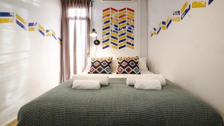 Bedroom at Poblenou Beach Apartment - Citybase Apartments