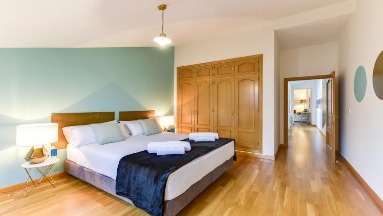 Bedroom at Desengaño Apartment - Citybase Apartments