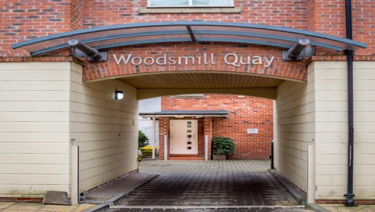 Exterior at Woodsmill Quay Apartments - Citybase Apartments