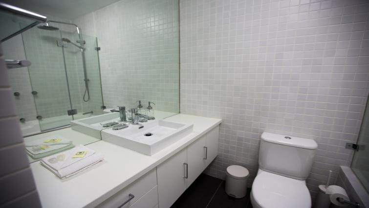 Sink at Abercrombie Apartment - Citybase Apartments