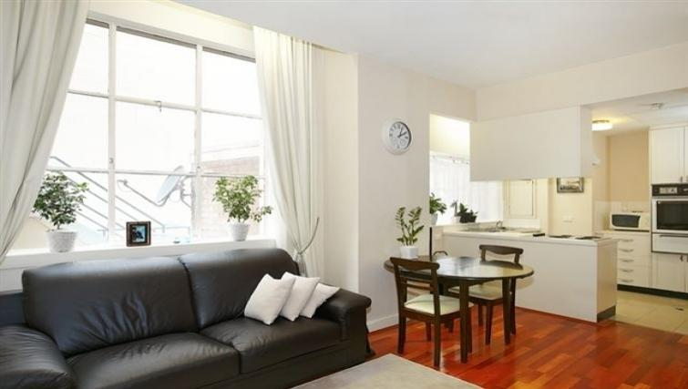 Furnishings at the Cliveden Apartments - Citybase Apartments