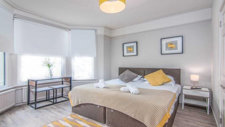 Bedroom at Priory Road Apartment - Citybase Apartments