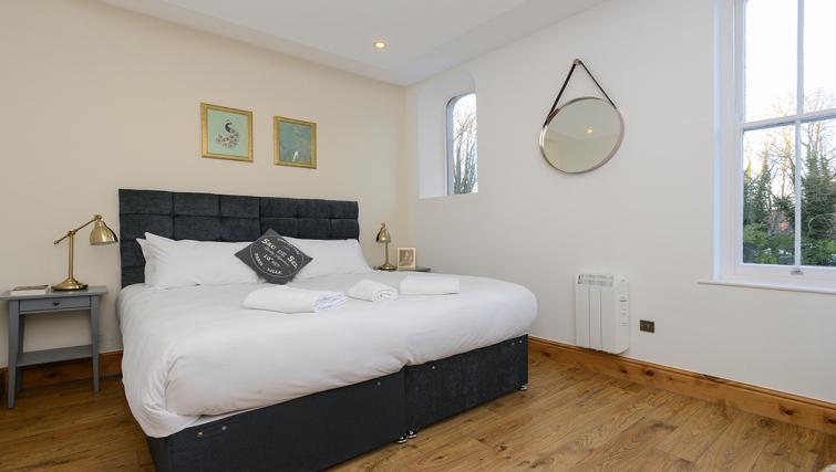 Bedroom at the Marlborough Hall Apartment - Citybase Apartments