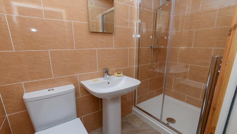 Sink at the Marlborough Hall Apartment - Citybase Apartments