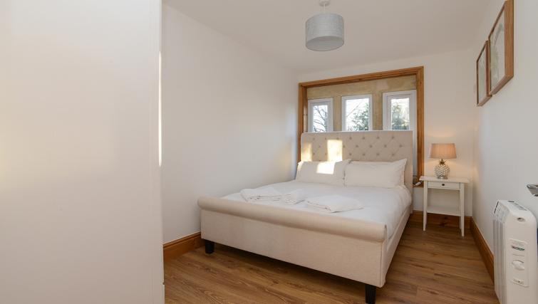 Bed at the Marlborough Hall Apartment - Citybase Apartments