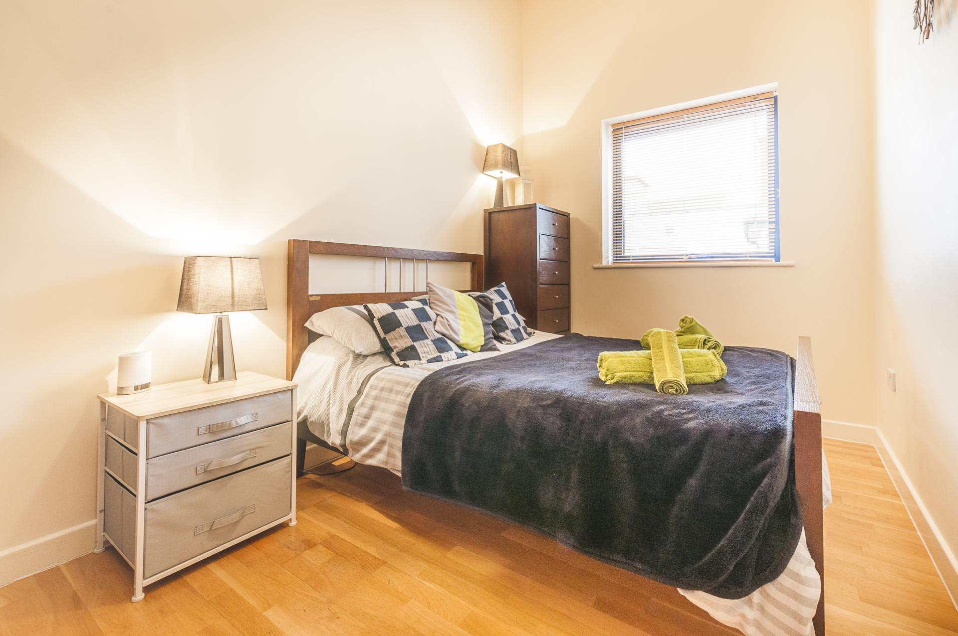 Double room at Smythern Street Apartment - Citybase Apartments
